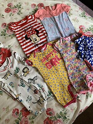Baby Girl Summer Bundle 6-9 Months (Next Mothercare Boots)