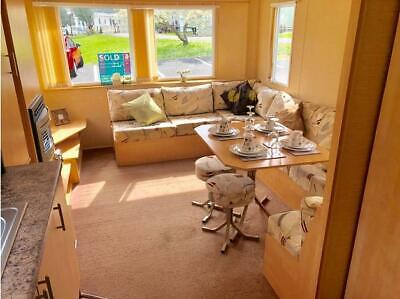 2Bed Static Caravan  North Wales Site Fees From £1995 For 10 & Half Month Season