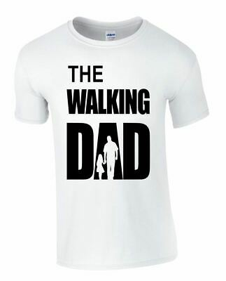 Happy Father Day the walking dad  Mens T-Shirt