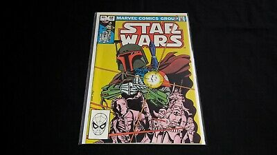 Star Wars #68 - Marvel Comics - February 1983 - 1st Print - Based on the films