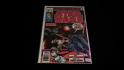 Star Wars #6 - Marvel Comics - December 1977 - 1st Print - Based on the films