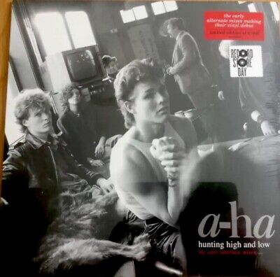 A-Ha Hunting High And Low Vinyl Early Mixes 2019 Record Store Day Rsd New Sealed