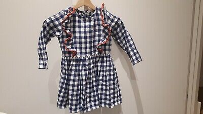 Girls Jack And Milly Dress 4