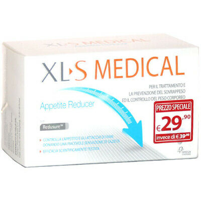 XLS Medical AppetiteReducer 60cps