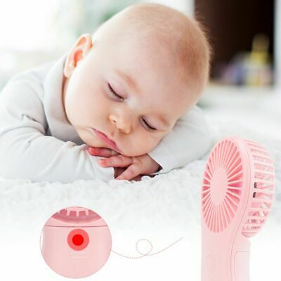 Mini Portable Pocket Fan Cool Air Hand Held Travel Cooler Mini Fans