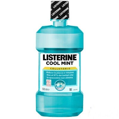 Listerine coolmint 500ml promo