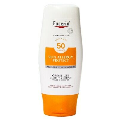 Eucerin Sun allergy crema gel SPF50 150ml