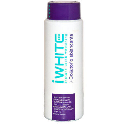 iWHITE collutorio sbiancante 500ml