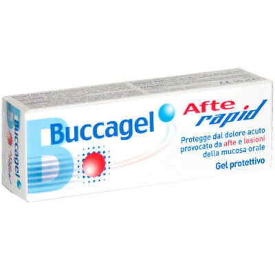 Buccagel afte rapid 10ml