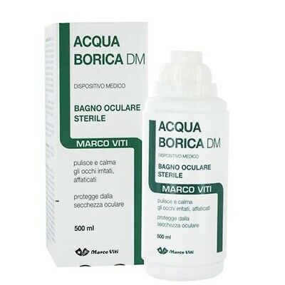 MV Acqua borica 500ml