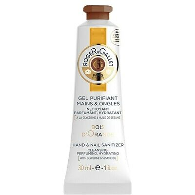 Roger&Gallet gel igienizzante mani 30ml Bois d orange