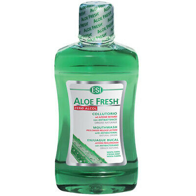 ESI aloe fresh collutorio menta forte 500ml