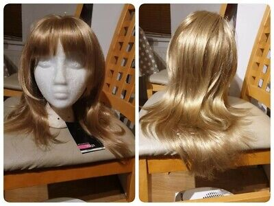 Natural Blonde Skintop Cosplay Wig
