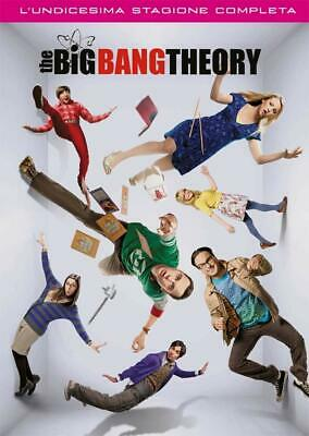 The Big Bang Theory. Stagione 11 dvd