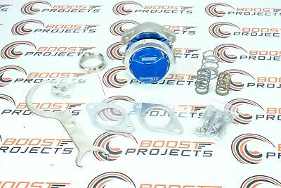 Turbosmart External Wastegate Gen-V WG38 Ultra-Gate 38 14psi Blue / TS-0551-1011
