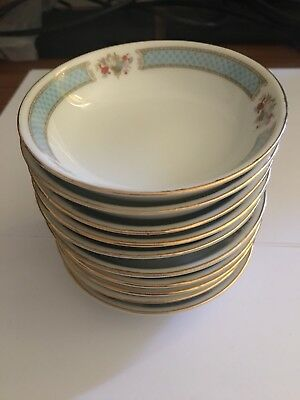 Chinese olden style sauce bowl - set of 10