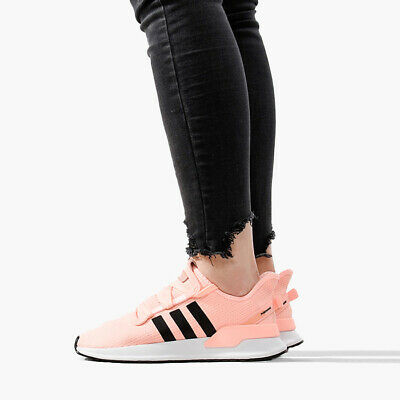 Black Mint Schuhe Adidas Sneaker Grün W Clear path White Weiß U Run redBxCo