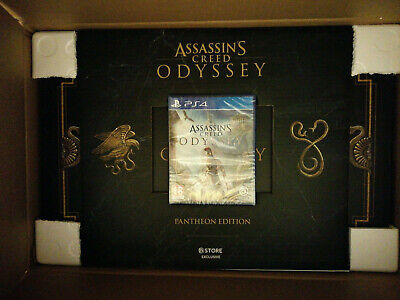 Assassin's Creed Odyssey - Pantheon Collectors Edition PS4 NEW UK PAL English