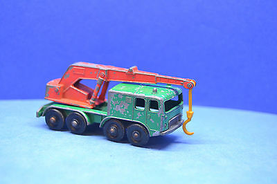 Matchbox Lesney No. 30 Wheel Crane Modellauto wie abgebildet | as shown