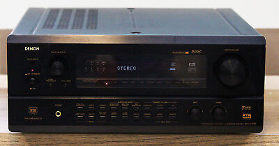 Amplificatore multicanale Denon AVC-A10SE 5.1  Dolby Digital DTS MADE IN JAPAN