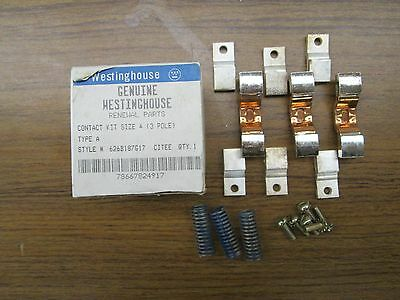 Westinghouse size 4 contact kit