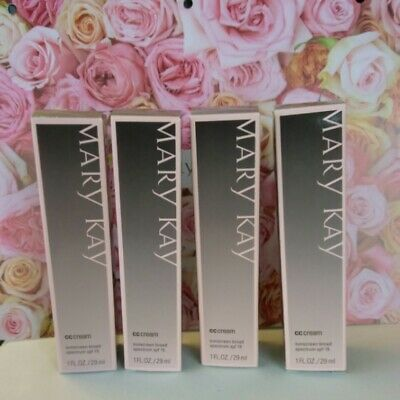 Mary Kay CC Cream spf 15 Very Light to Deep Choose your Shade