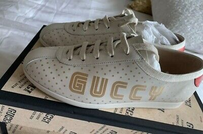 71e6600abfe BNIB Gucci Women Falacer Sneakers - MSRP  890 - Size 37.5 (7-7.5)