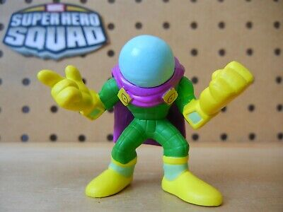 Marvel Super Hero Squad RARE MYSTERIO from Wave 4 Spider-Man Far From Home