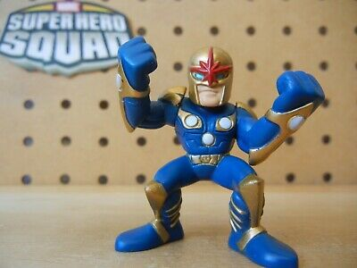 Marvel Super Hero Squad NOVA from Wave 15 in Guardians of the Galaxy 2