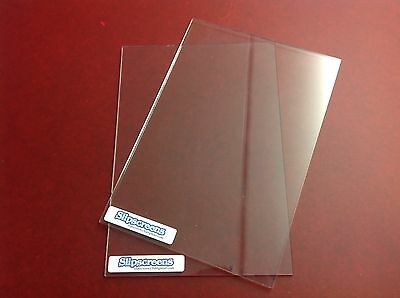 sizzix big shot, compatible pair of cutting and embossing plates *new*