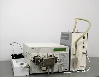 Tested Varian Prepstar SD1 Solvent Delivery Pump/Julabo FT401 Immersion Chiller