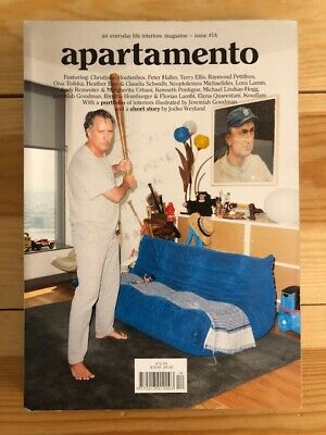 Apartamento Magazine Issue 14 RARE