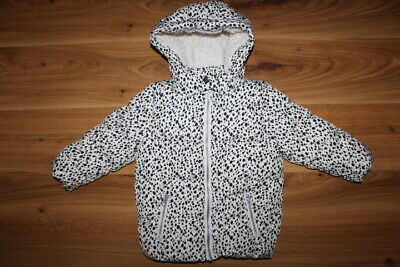 NEXT girls winter coat 18-24 months *I'll combine postage*(266)