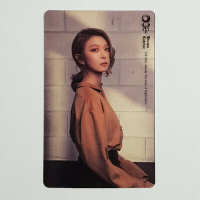 Dami Official Clear Photocard Dream Catcher 4th Mini Album The End of Nightmare
