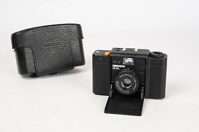 Minox 35 ML  + Color- Minoxar 1:2.8   35mm Germany -GREAT CONDITION
