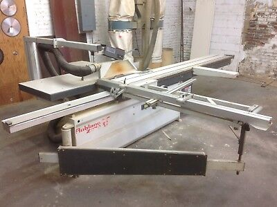 Robland Z320 Sliding Table Saw