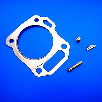 4 Degree Key, GX140 Emulsion Tube, Size 75 Jet,GX200 Head Gasket For Honda GX160