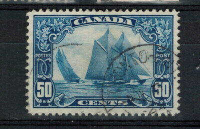 Canada Scott 158 Used With Cds Cancel.