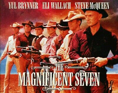 The Magnificent Seven 16Mm Feature