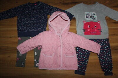 M&S George NEXT H&M girls bundle 18-24 months *I'll combine postage*(312)