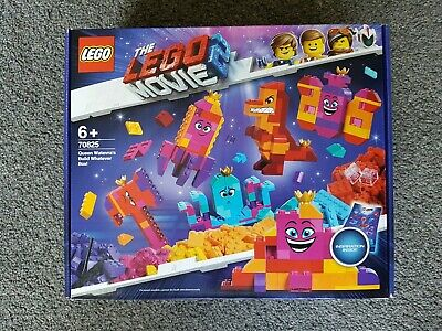 Lego 70825 The Lego Movie 2 Queen Watevra's Build Whatever Box! - BRAND NEW