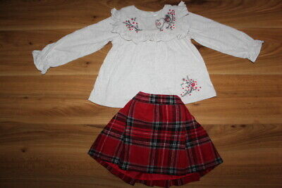 NEXT girls outfit bundle 18-24 months *I'll combine postage*(325)