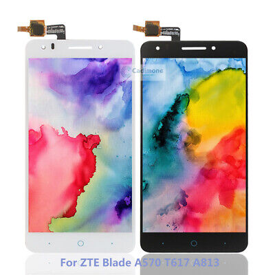 Per ZTE Blade A570 T617 A813 Sostituzione schermo LCD Touch Screen Assembly HY02