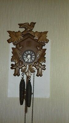 Small German Cuckoo Clock in very good condition