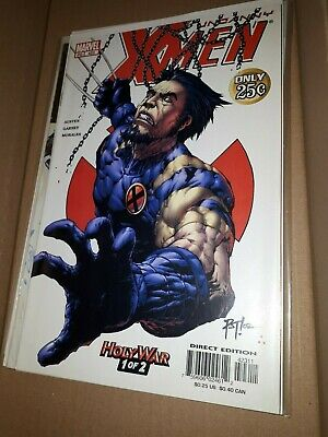 The Un-Canny X-Men #423 1963 Series VF/NM Holy War Part 1 of 2