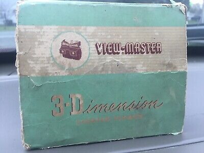 Sawyer 3 Dimension View-Master Viewmaster Model F