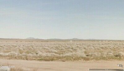 2.5 Acre Lot Fairmont Area Nw Of Lancaster - Los Angeles County California