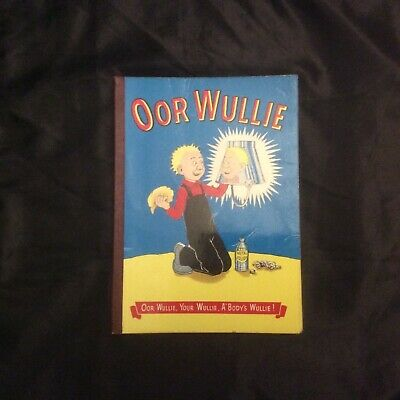 OOR WULLIE 1964 Comic Annual Very Good condition