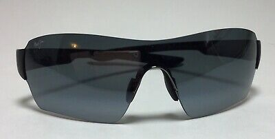 deacf80743 Maui Jim MJ521-2M Night Dive Sunglasses Matte Black Frame- Neutral Grey  Lenses