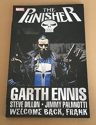 The Punisher - Welcome Back, Frank - Graphic Novel Paperback